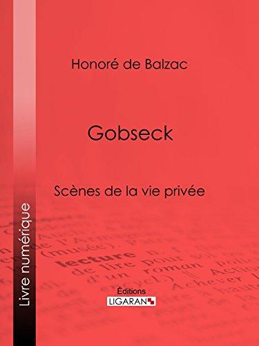 Gobseck par Honoré de Balzac