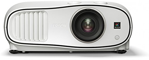 41O59JTHlLL - Epson EH-TW6700W 3LCD, Full HD Super Resolution, 3000 Lumens, 300 Inch Display, Wi-Fi, Wide Lens Shift Range, Home Cinema 3D Projector - White