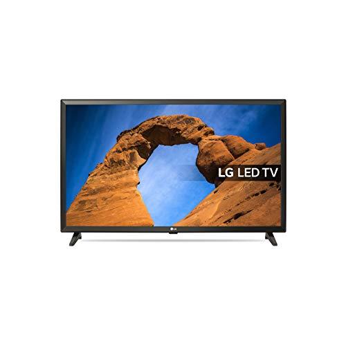 LG 32LK510BPLD 32-Inch Freeview LED TV - Black (2018 Model)