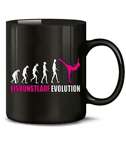 EISKUNSTLAUF EVOLUTION 4581(Schwarz-Pink)