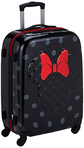 Disney By Samsonite Disney Ultimate Valigia per Bambini 66/24 Minnie, Policarbonato, 62.5 ml, 66 cm
