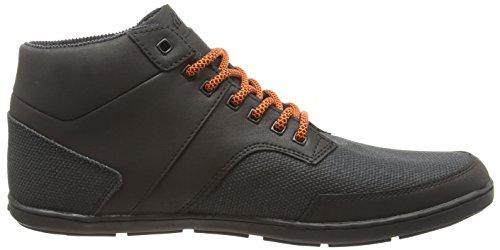 Boxfresh Shepperton, Sneakers Hautes homme Noir (Black)