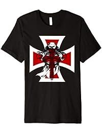 Kreuzritter,Tempelritter Shirt crusader Ritter