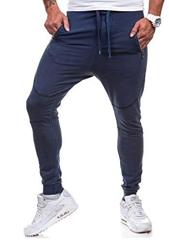 BOLF-Hombre-Bolsillos-Gym-Pantalones-Deportivos-Jogging-y-Tiempo-Libre-RED-FIREBALL1896