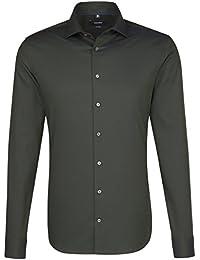 Seidensticker Herren Businesshemd Tailored