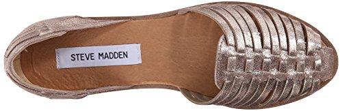 Sandalen LEAHTER Steve Madden Hillarie DUSTY GOLD Damen Steve Madden RnXxwq7H4x