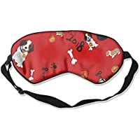 Happy Lucky Dog's Year Sleep Eyes Masks - Comfortable Sleeping Mask Eye Cover For Travelling Night Noon Nap Mediation... preisvergleich bei billige-tabletten.eu