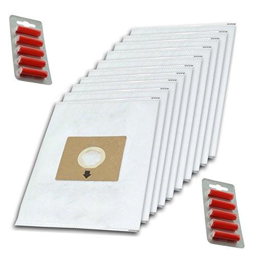 Spares2go bolsas de polvo de filter-flo para Hotpoint-Ariston slb10bdb aspiradora (lote de 10+...