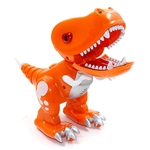 Fernerkundung Tyrannosaurus Rex Simulierte Gehen Dinosaurier Roboter Elektrische Spielzeug Spielzeug Elektrische Fernbedienung Sensor Spielzeug -