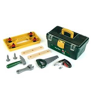 Theo Klein 8305 Bosch - Caja de herramientas con accesorios Importado de Alemania