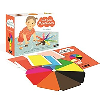 Tout-petit Montessori : les couleurs - Dès 15 mois