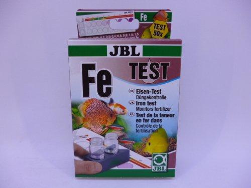 JBL Eisen Test-Set Fe Osmoseanlagen, Wasseraufbereiter, Silikatfilter