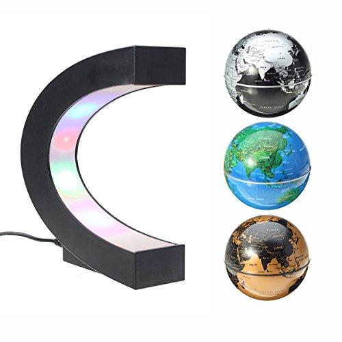 Preisvergleich Produktbild MECO Globen Licht Magnetische Kugeln Business Geschenke Geburtstag Geschenke Wohnkultur Büro Dekoration Globus Light Mit 3 Glous