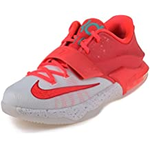 "Nike niños KD VII (GS) ""Navidad"" bright crimson/ivory-emerald Grn sintético tamaño"