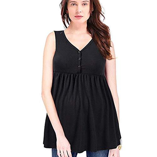 Elegante Sommer Bluse Frauen Damen Lässige Strickjacke Kurzarm Beiläufig Tägliche Kurzarm T-Shirt Tops Still-Shirt Schwangeres Stillen Nursing Schwangerschaft Top Umstandsmode