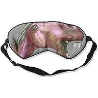 Unicorn 3D Animal 99% Eyeshade Blinders Sleeping Eye Patch Eye Mask Blindfold For Travel Insomnia Meditation preisvergleich bei billige-tabletten.eu