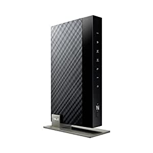 ASUS DSL-N66U  Dual-Band Wireless-N 900 VDSL/ADSL Modem Gigabit Router (Up to 100 Mbps Downstream/Upstream, VDSL/2, ADSL2/2+, Annex A/B/J/M, IEEE 802.3/3u, IEEE, 802.11a/b/g/n)