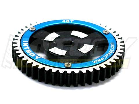 Integy RC Model Hop-ups T7094 Steel Spur Gear for HPI Savage-X, 21 & 25 48T