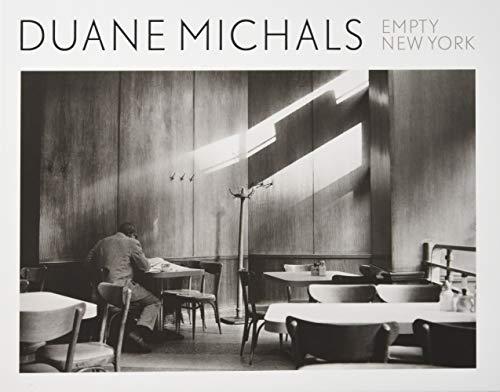 Empty New York por Duane MIchals