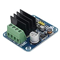 LOVIVER IBT-4 (5-15V/50A) H-bridge High-power Motor Driver Module Smart Car DIY,80x50x8mm