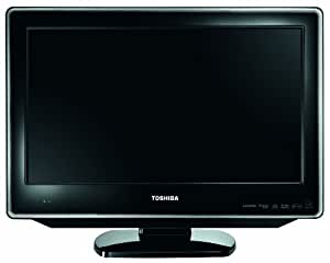 Toshiba 19DV665DB 19-inch Widescreen HD Ready LCD/DVD Combi with Freeview - Black