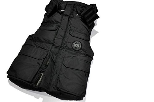 Canada Goose trillium parka replica 2016 - Canada Goose Men's Alberta Vest (Medium, Black): Amazon.co.uk ...