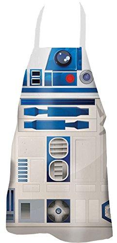 Underground Toys Star Wars - Delantal R2-D2