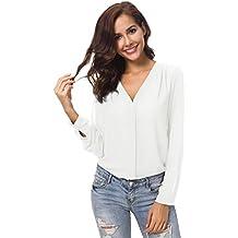 comprare on line d2d11 5a6aa Amazon.it: camicia nara camicie donna