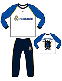 Real Madrid Pijama T2 Campeones Largo