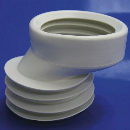 WOLFPACK 4110258 Manicotto WC Morbida T-113 Excentrico 90