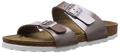 Birkenstock - Sydney, sandali  da donna, beige(beige (pearly hazel)), 37