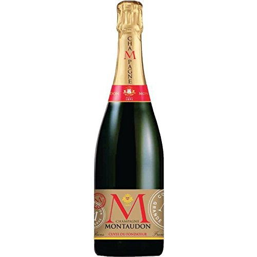 Champagne - Champagne Montaudon Cuvée A. Louis x1 - AOC Champag