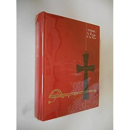 Le rouge et le noir chronique du XIXe siècle / Stendhal / Réf42816