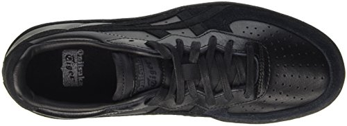 Asics Gsm - Baskets Basses - Mixte Adulte Noir