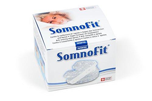 Somnofit   Premium Anti Schnarchschiene   Effektiver Schnarchstopper    Lösung Gegen Schnarchen Made In Switzerland   Eine Sehr Gute Alternative Zu  ...