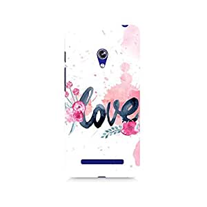 TAZindia Printed Hard Back Case Cover For Asus Zenfone GO