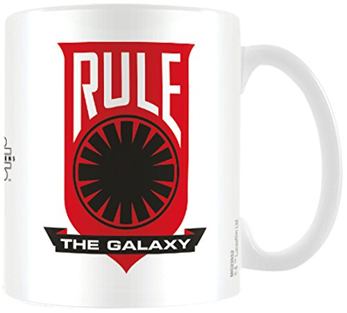 (Star Wars The Force weckt Rule The Galaxy Keramik Tasse)