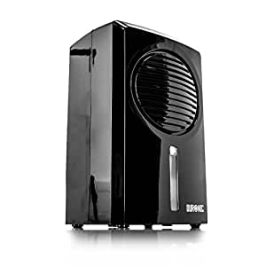Duronic DH05 Mini Compact Black 500ml Portable Air Dehumidifier for Mould / Damp and Moisture - Perfect for Small Rooms and Spaces in Home | School | Work | Caravan | Garrage