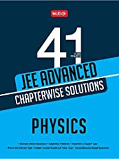 41 Years JEE Advance Chapterwise Solutions - Physics
