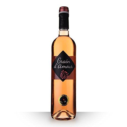 Grain d'Amour Rosé 75cl Vin de Franc