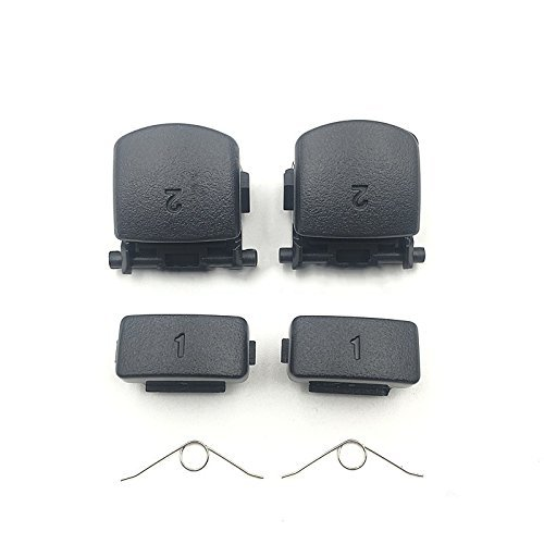 L1R1L2R2Bumper Trigger Tasten und Federn Reparatur für Sony für Play Station 3PS3Controller Ersatz Teile