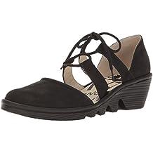 Fly London Poma - Zapatos de cuña para mujer