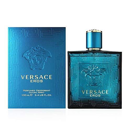 Versace eros perfumed deodorant 100 ml natural spray
