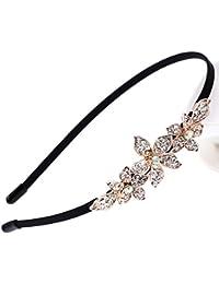 Demarkt Mode Pierres de Strass Cheveux Accessoires/ Headwear de Princesse des Cristaux Simulés pour Les Femmes