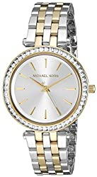 Michael Kors End-of-season Analog Silver Dial Womens Watch - MK3405