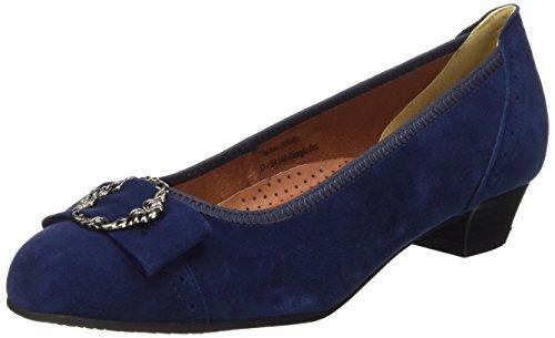 Andrea Conti - 3009220, Scarpe col tacco Donna Blu (dunkelblau 017)