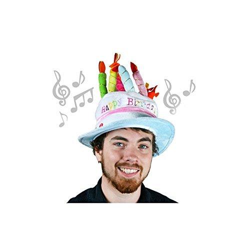 Gorro de Cumpleaños Musical