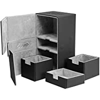 Ultimate Guard - Twin Flip und Tray Deck Case 200+ Standardgröße Xeno Skin