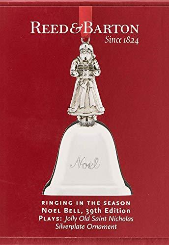Reed & Barton einjährig Bell Ornament Reed - & Barton Bell