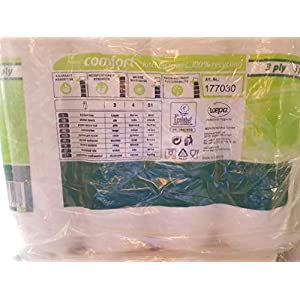 WEPA Comfort Küchenrollen 3-lg. 23x26cm hochweiss 32 Rollen im Folienpaket
